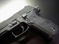 P226 Railed Frame