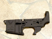 25_CNC Lower Receiver For WA M4 (Stag)